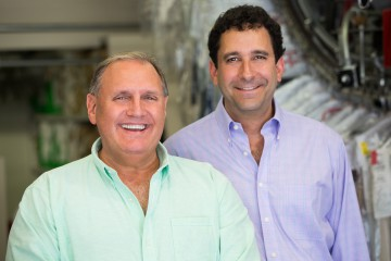 Owners Bob Singer and Gary Futterman