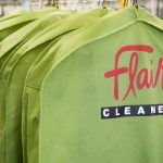 Flair Cleaners' Bright Green Better Bag