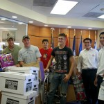Fifth Annual Flair Care Package A Huge Success