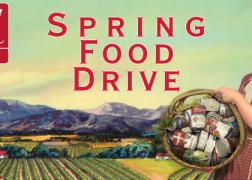 2017 Flair Cares Spring Food Drive