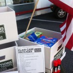 Flair Care Package Drive Helps 150,000 military families.