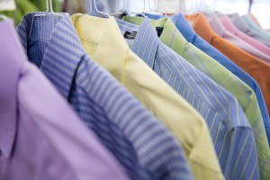 Flair Cleaners Dry Cleaning Laundered Shirts