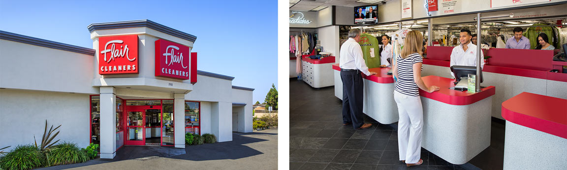 Flair Cleaners, Redondo Beach Dry Cleaners