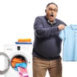 Unshrinking shrunken clothes